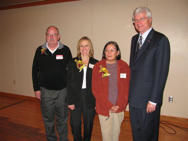 2008 regent award winners